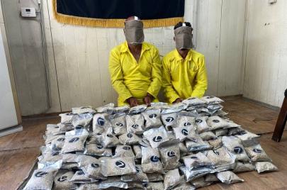 شحنة ضخمة من المخدرات في قبضة المخابرات العراقية
